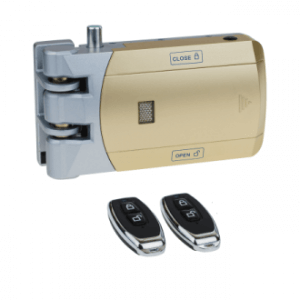 SEVEN Lock SL-7707 электромеханический замок с пультом
