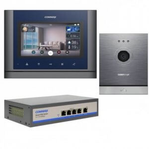 Commax CIOT-700M + Commax CIOT-D20M