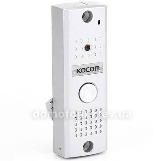 Панель вызова Kocom KC-MC20 (silver)