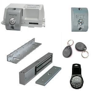 Комплект магнитного замка и контролера Vizit