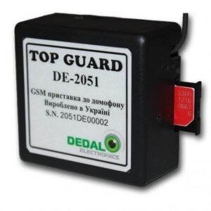 TOP GUARD DE-2051