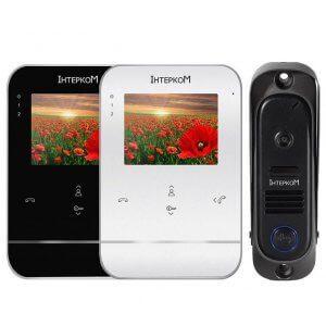 Комплект домофона ІнтеркомIM-11