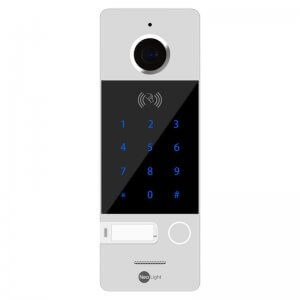 Панель вызова NeoLight OPTIMA ID KEY Silver