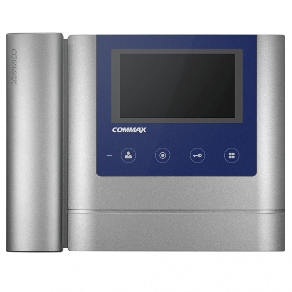 Видеодомофон Commax CDV-43MH blue+grey