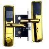 Автономный замок SEVEN Lock SL-7731 Gold