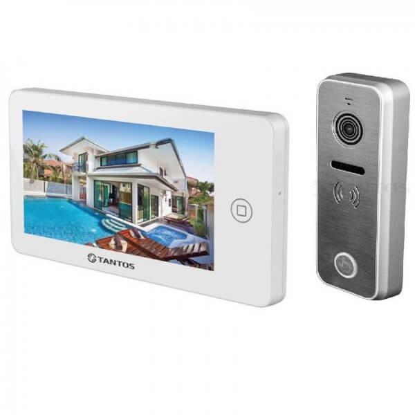 Видеодомофон комплект Tantos Neo 7 ipanel 2