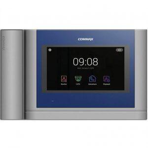 Видеодомофон Commax CDV-704MHA blue+grey