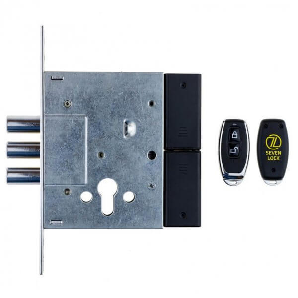 Замок врезной SEVEN Lock SL-7710 неведимка