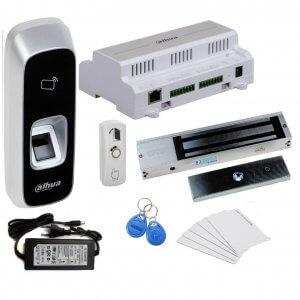 Комплект замка биометрический с учетом проходов