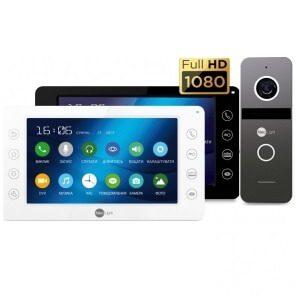 Комплект видеодомофона Neolight KAPPA+ HD  и Solo FHD