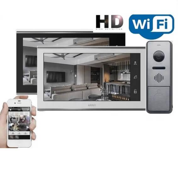 Комплект видеодомофона ARNY AVD-7330 WiFi