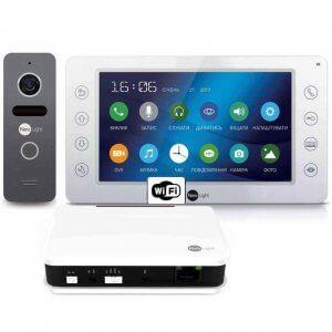 Комплект видеодомофона KAPPA HD WiFi Box
