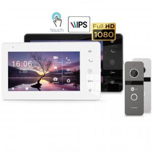 Комплект домофона Neolight NeoKIT HD Pro