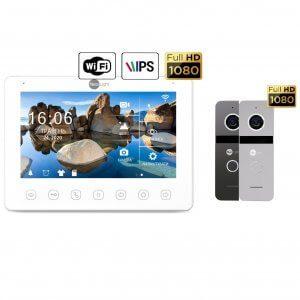 Комплект домофона NeoKIT HD + WF